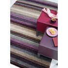 Aubuchon Stripes Area Rug Rug Size: 7'10