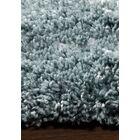 Bunderberg Sky Blue Solid Area Rug Rug Size: 7'10