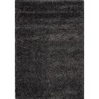 Barry Luxurious Speckled Charcoal Area Rug Rug Size: 5'3