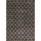 Lapeer Gray Scroll Area Rug Rug Size: 7'10