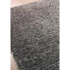 Stanley Glitz Low Pile Gray Shag Area Rug Rug Size: 7'10