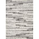 Woodring Static Lines Gray Area Rug Rug Size: Rectangle 5'3