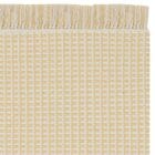 Iggy Hand-Woven Yellow Area Rug Rug Size: Rectangle 4' x 6'