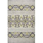 Leonardo Ocean Rug Rug Size: Rectangle 5' x 7'