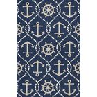 Harbor Shipyard Indoor/Outdoor Area Rug Rug Size: Rectangle 7'6