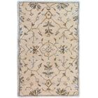 Phoebe Parchment & Mist Rug Rug Size: Rectangle 12' x 15'