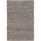Jocelyn Hand-Woven Olive Area Rug Rug Size: Rectangle 5' x 8'