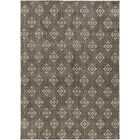 Cypress Flatweave in Grey Rug Size: Rectangle 5' x 8'