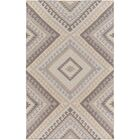 Janelle Hand-Woven Area Rug Rug Size: Rectangle 4' x 6'