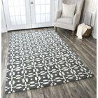 Orla Handwoven Wool Area Rug Rug Size: Rectangle 3' x 5'