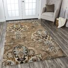 Leona Latte Rug Rug Size: Rectangle 3' x 5'