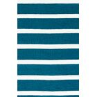 Harney Dark Blue Indoor/Outdoor Rug Size: Runner 2'6