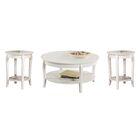Alberts 3 Piece Coffee Table Set