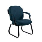 Commerce Guest Chair Fabric: Ocean