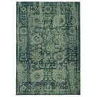 Expressions Oriental Green Area Rug Rug Size: Rectangle 5'3