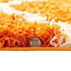 Orange Area Rug Rug Size: 5' x 7'