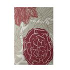 Floral Rust Indoor/Outdoor Area Rug Rug Size: Rectangle 3' x 5'
