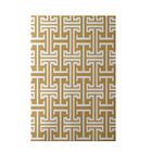 Greek Isles Geometric Print Dijon Indoor/Outdoor Area Rug Rug Size: Rectangle 5' x 7'