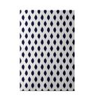 Cop-Ikat Geometric Print Navy Blue Indoor/Outdoor Area Rug Rug Size: Rectangle 3' x 5'