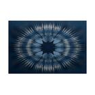 Armstrong Blue Area Rug Rug Size: Rectangle 3' x 5'