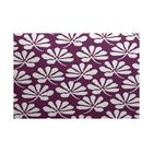 Allen Park Purple Indoor/Outdoor Area Rug Rug Size: Rectangle 3' x 5'
