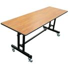 Height Adjustable Training Table Size: 29