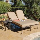 Maravilla Double Chaise Lounge with Cushions