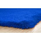Housman Hand-Tufted Blue Area Rug