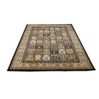 Linde Brown/Gray Area Rug Rug Size: Rectangle 7'10