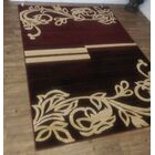 Lifestyle Burgandy Indoor/Outdoor Area Rug Rug Size: 8' x 11'