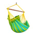 SONRISA Weatherproof Basic Olefin Chair Hammock Color: Lime