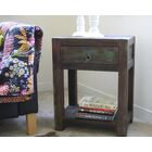 Heather 1 Drawer Nightstand