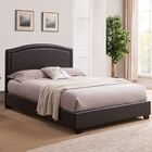 Annapolis Upholstered Platform Bed Size: Queen