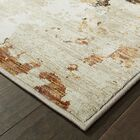 Knox Patina Beige/Charcoal Area Rug Rug Size: Rectangle 8'6
