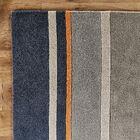 Dark Periwinkle Area Rug Rug Size: Rectangle 6' x 9'