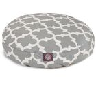 Trellis Round Dog Bed Size: Medium (36