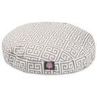 Towers Round Pet Bed Size: Large (42