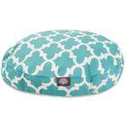 Trellis Round Dog Bed Size: Large (42