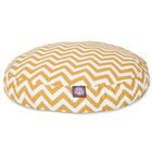 Zig Zag Round Pet Bed Size: Small (30