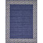 Cendrillon Blue Area Rug Rug Size: Rectangle 10' x 13'