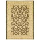 Britley Brown Area Rug Rug Size: Rectangle 8' x 11'2