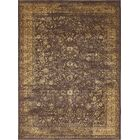 Tongouin Imperial Brown Area Rug Rug Size: Rectangle 9' x 12'
