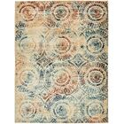 Jani Beige Abstract Area Rug Rug Size: Rectangle 9' x 12'