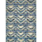 Avila Blue Abstract Indoor/Outdoor Area Rug Rug Size: Rectangle 8' x 11'4
