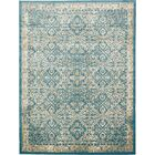 Annin Teal Area Rug Rug Size: Rectangle 10' x 13'