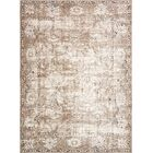 Abbeville Machine Beige Woven Area Rug Rug Size: Rectangle 9' x 12'