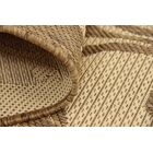 Gerald Brown Outdoor Area Rug Rug Size: Rectangle 5'3