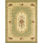 Patton Green Area Rug Rug Size: Rectangle 9' x 12'