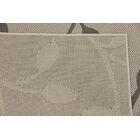 Kozak Gray Outdoor Area Rug Rug Size: Rectangle 5'3