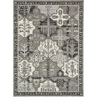 Irma Gray Geometric Area Rug Rug Size: Rectangle 8' x 11'